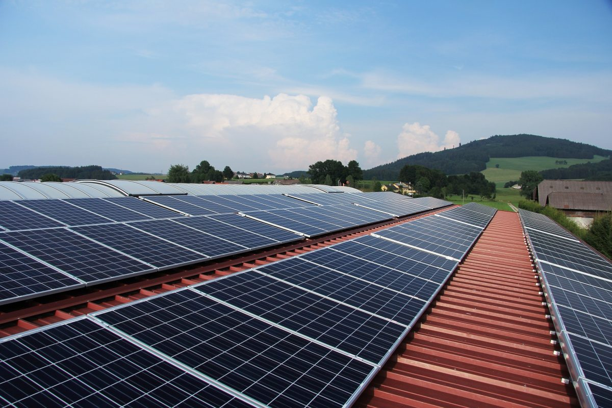 UK Beats Solar Generation Record in March